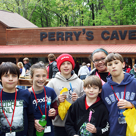 Perry's Cave Family Fun Center