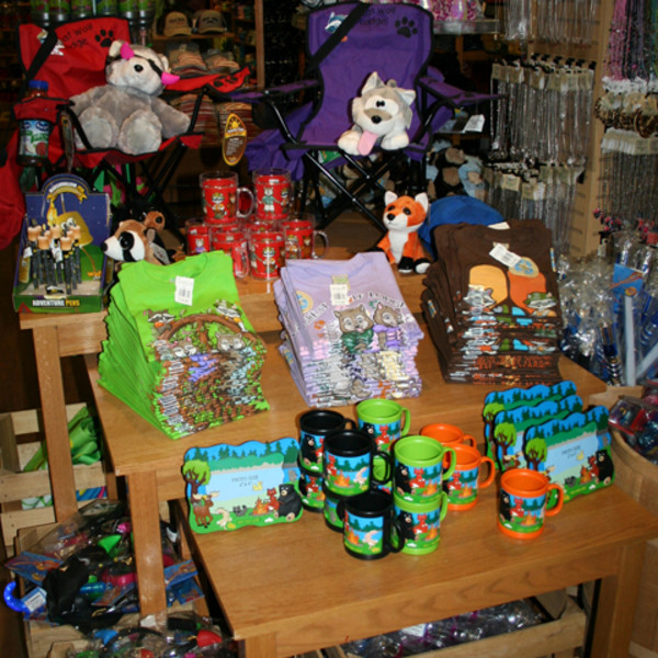 Great Wolf Lodge Shops