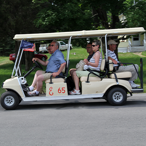 E's Put-in-Bay Golf Carts