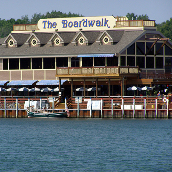 The Boardwalk Marina
