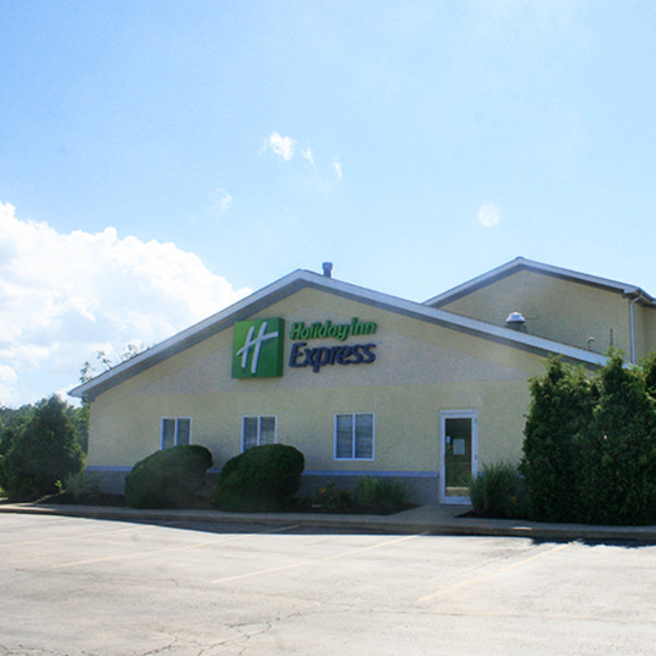 Holiday Inn Express - Vermilion