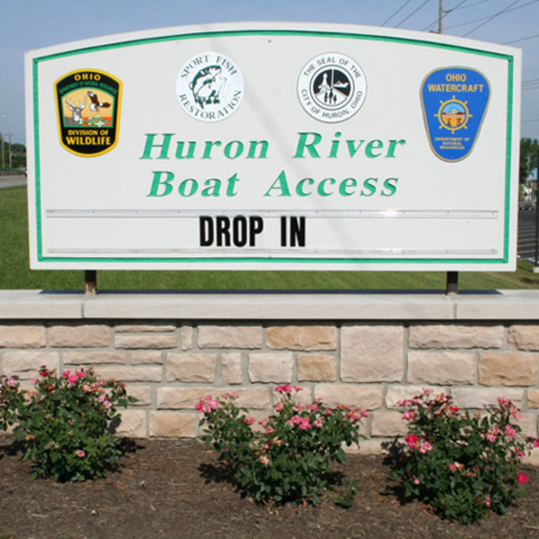 Huron River Boat Access