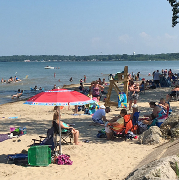 East Harbor State Park Beach
