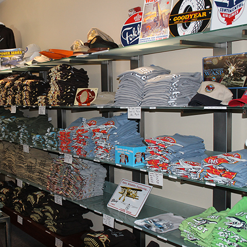 Liberty Aviation Museum Gift Shop