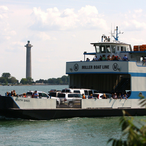 Miller Ferries-Middle Bass Island