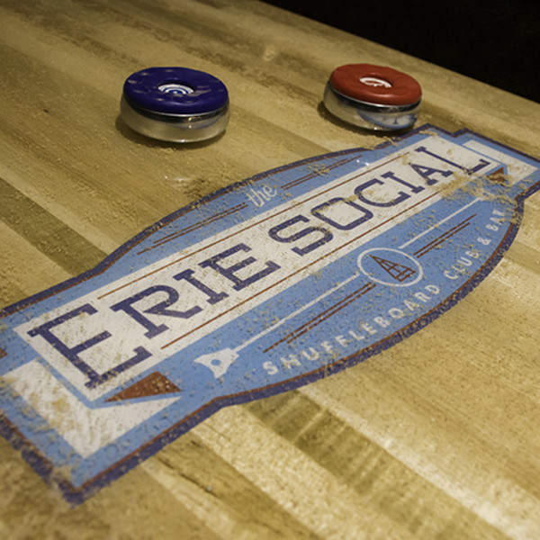 The Erie Social Shuffleboard Club & Bar