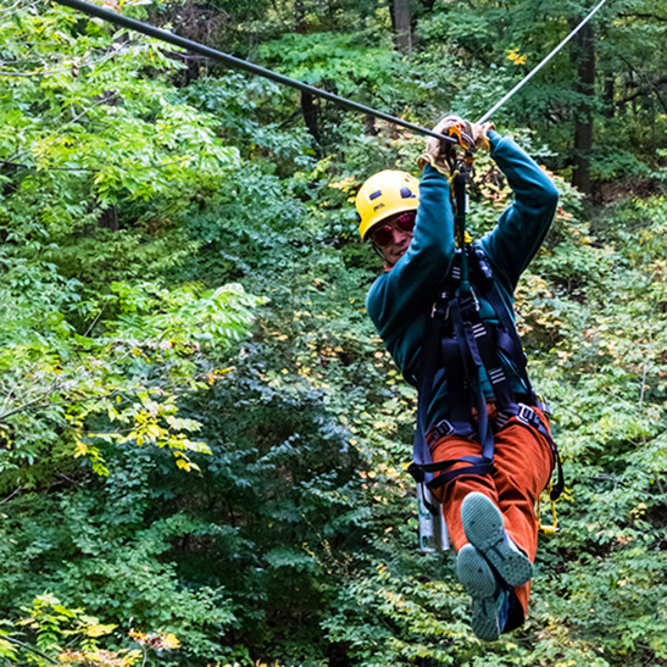 Common Ground Zipline Canopy Tours