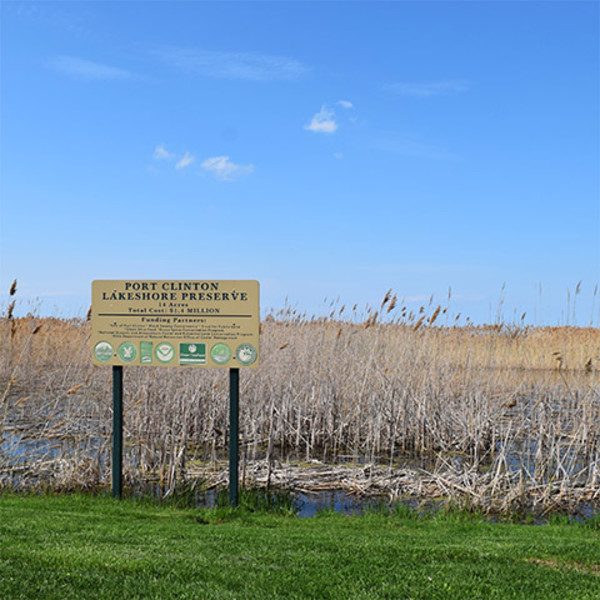 Port Clinton Lakefront Preserve