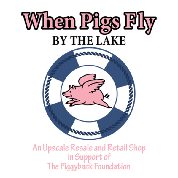When Pigs Fly - By the Lake