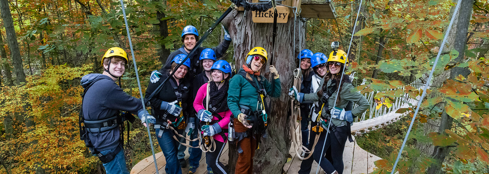 Common Grounds Zipline Canopy Tours
