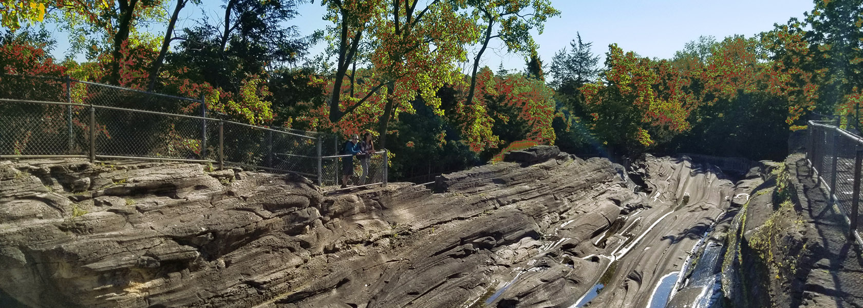 Glacial Grooves State Memorial